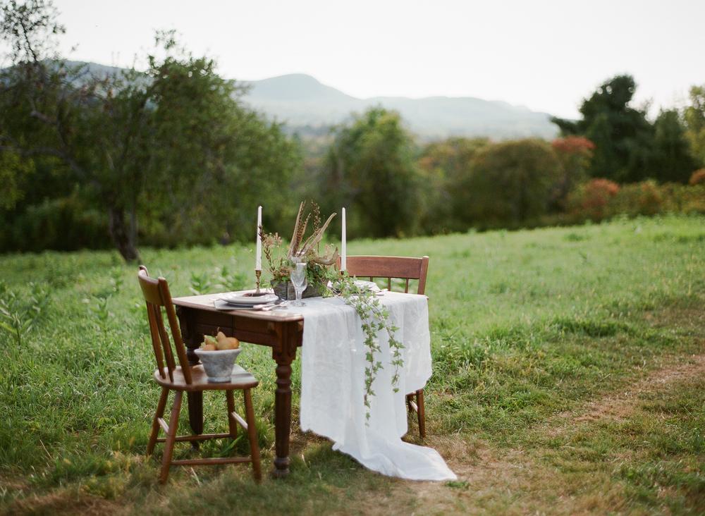 Romantic Rustic Wedding by Melanie Zacek