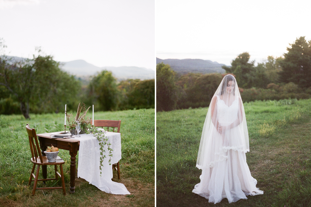 Fine Art Wedding Photographer in the Berkshires