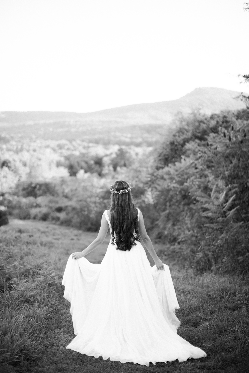 Fairytale New England Wedding