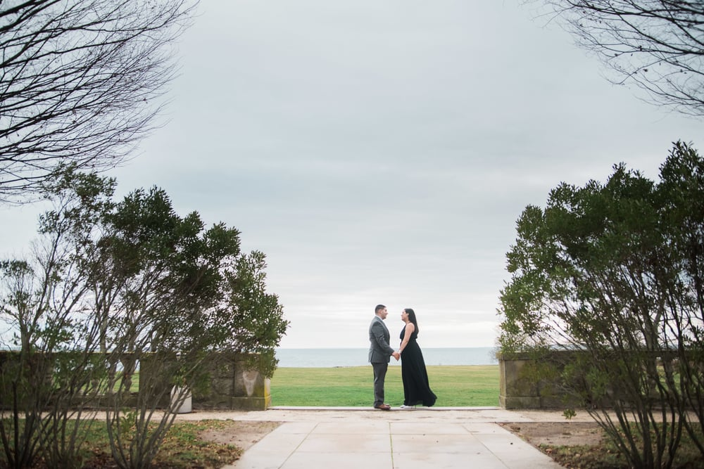 Wedding Photography at Harkness State Park