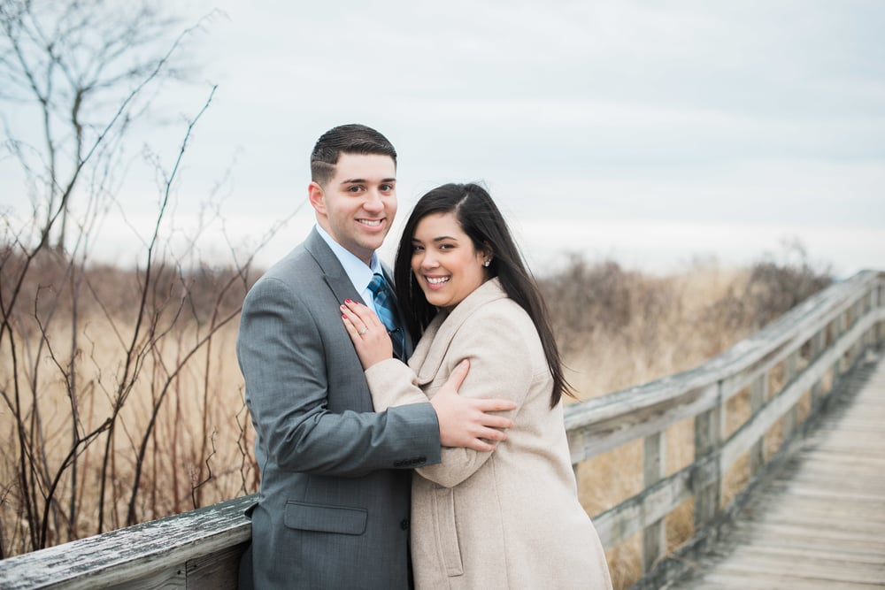 Winter Wedding in Connecticut