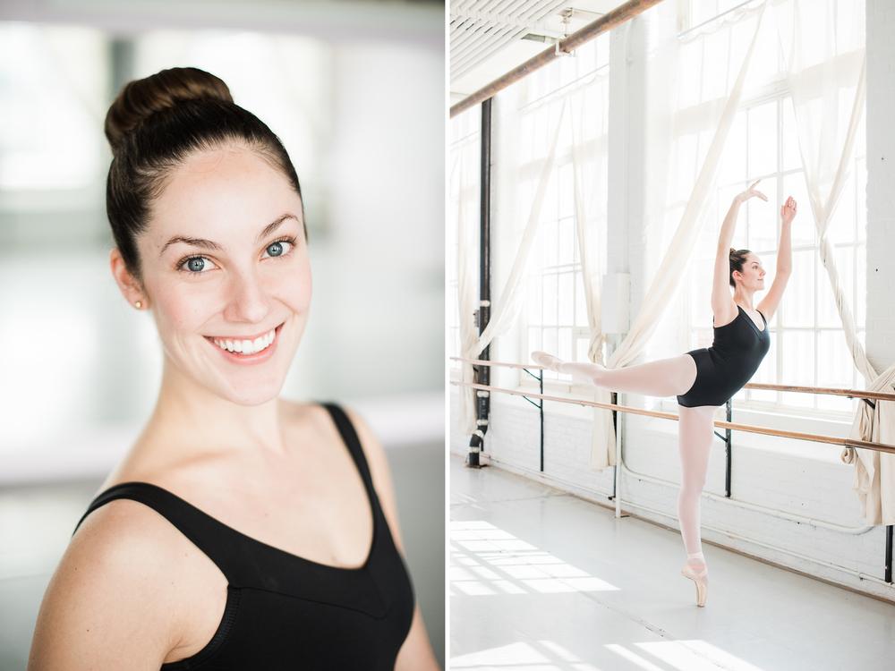 Local Ballet Photographer