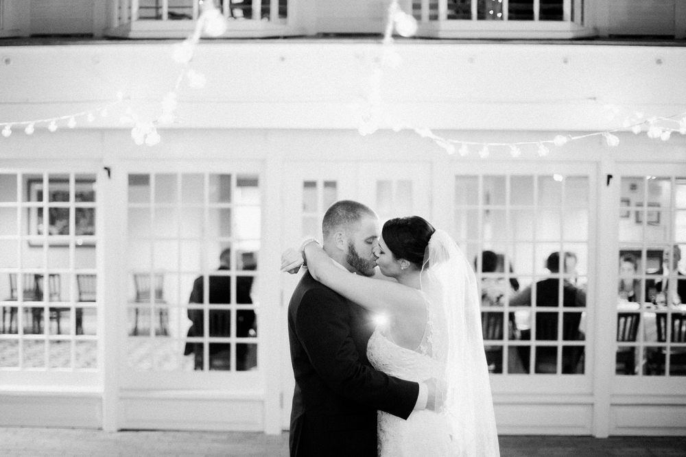 Historic Inn Wedding Massachusetts