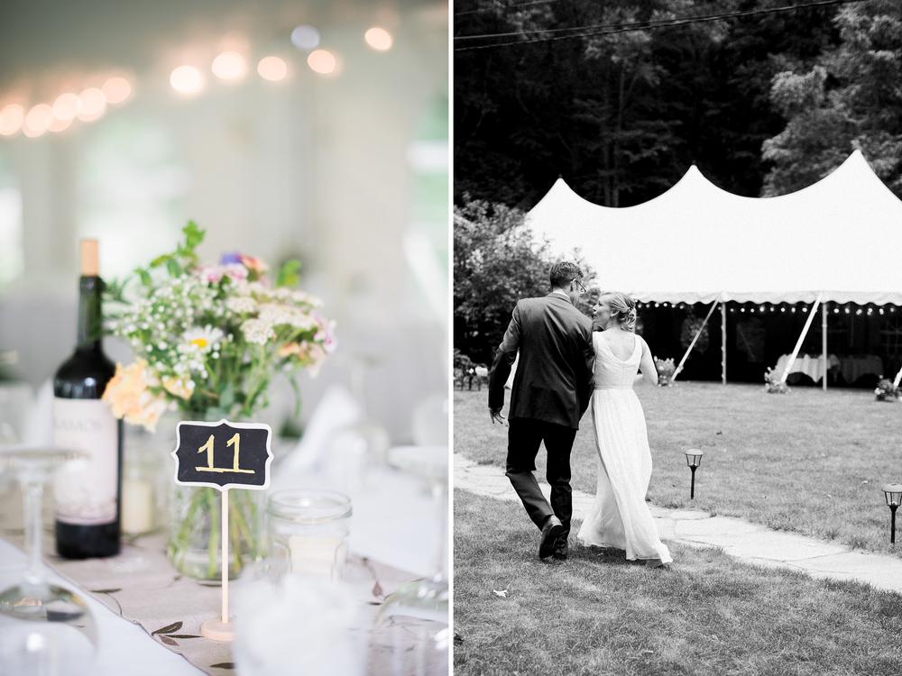 Tented Weddings in MA
