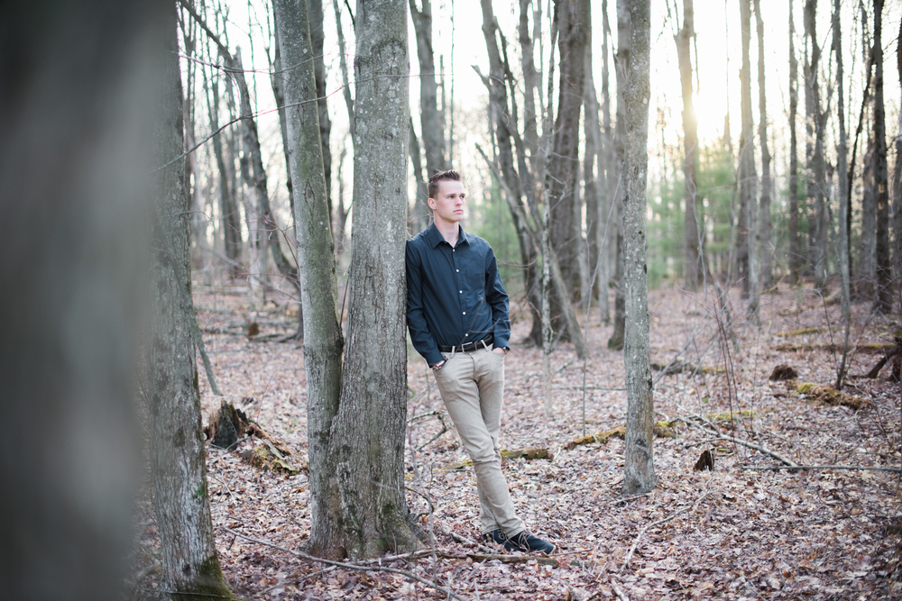 Amherst High School Senior Photographer