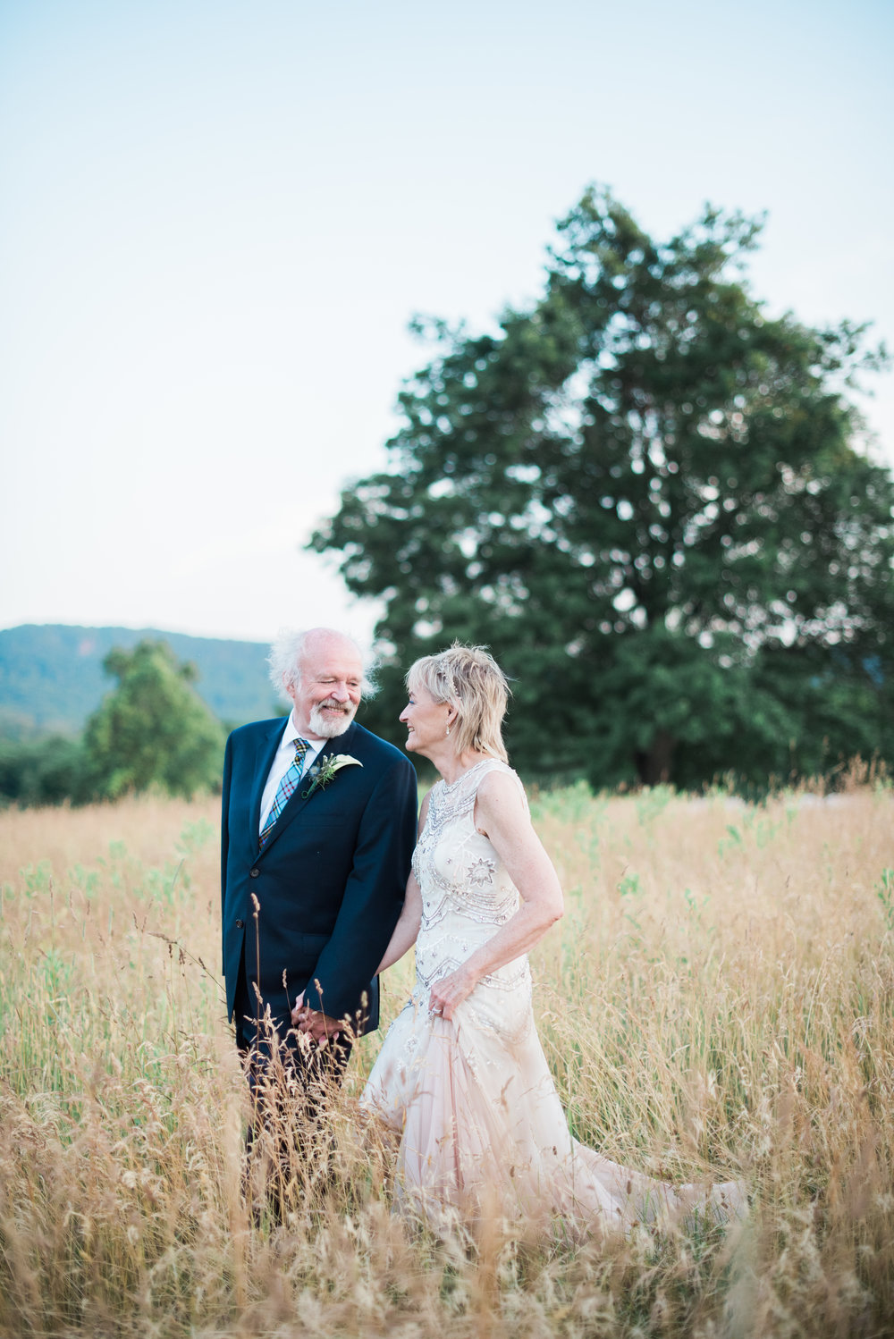 Rustic Western MA Wedding