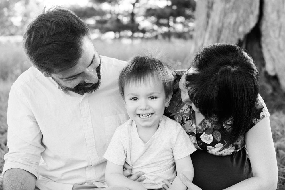 Family Photographer In Amherst MA