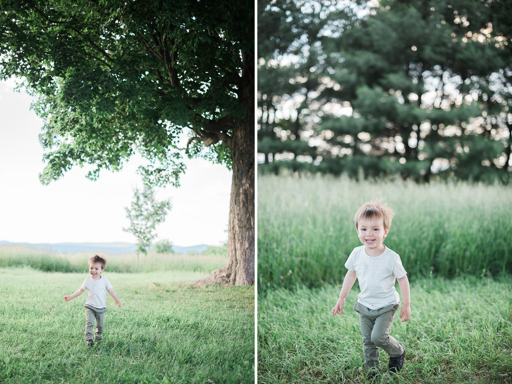 Lenox Family Portrait Photographer