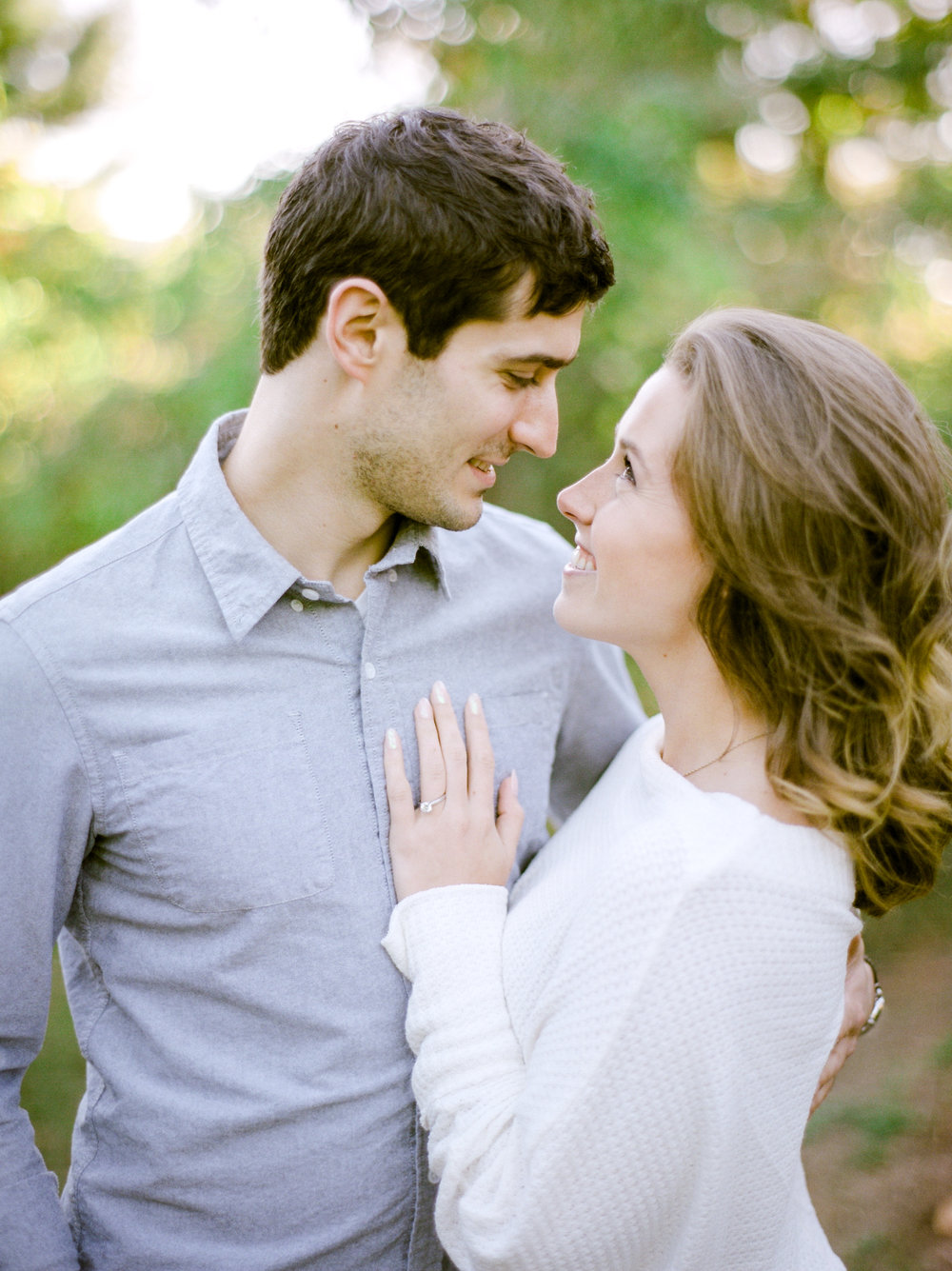 Couples Portraits in Amherst MA