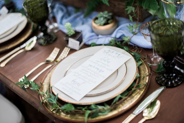 Garden Wedding Inspiration — Melanie Zacek