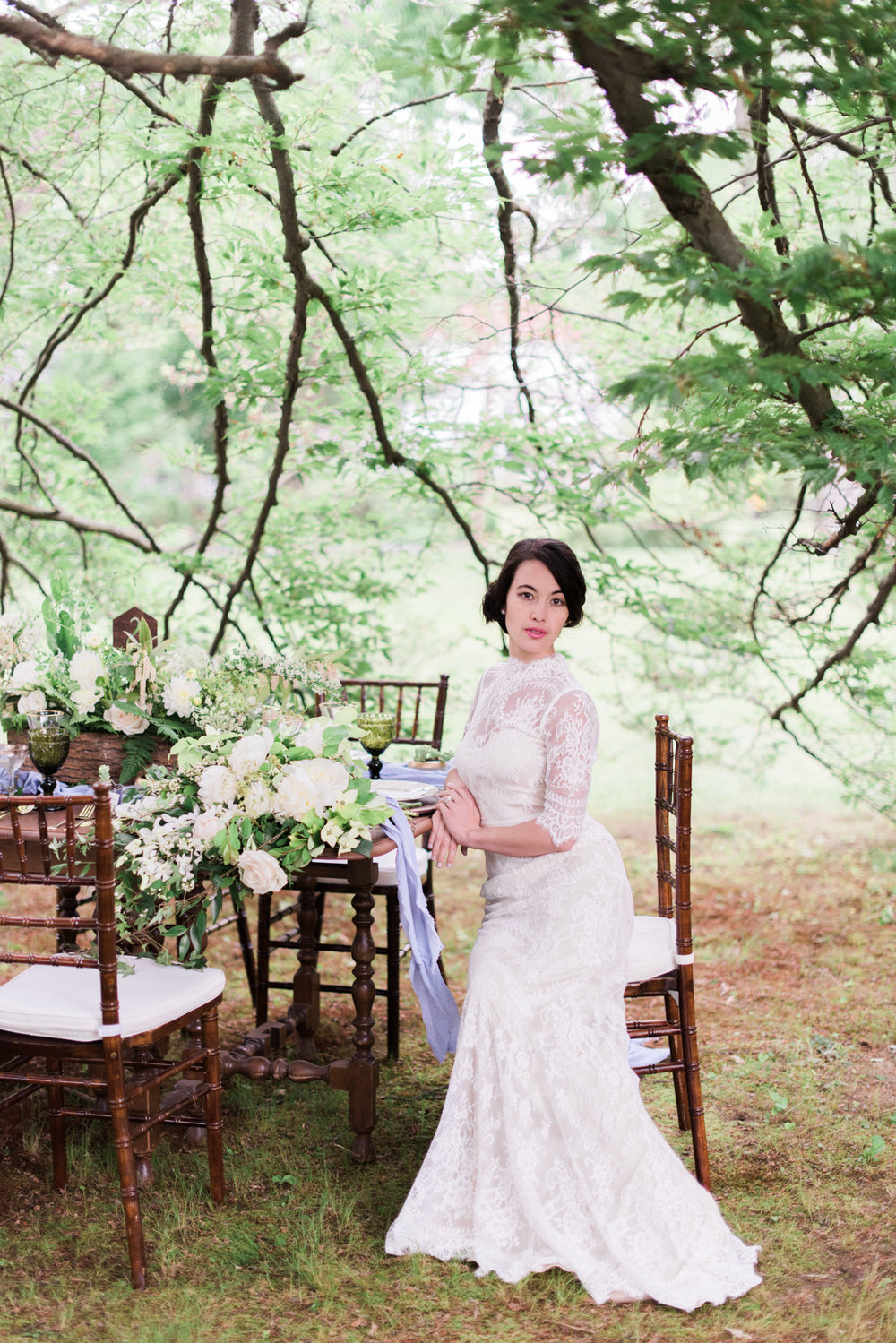 Wedding Photographers in Lenox MA