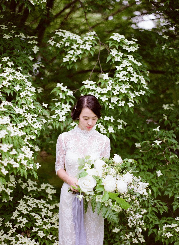 Garden Weddings in Massachusetts