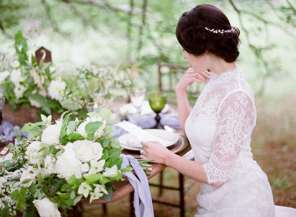 Woodland Wedding in Amherst MA