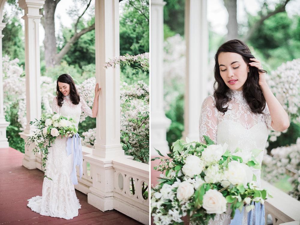 Estate Wedding Photography in Massachusetts
