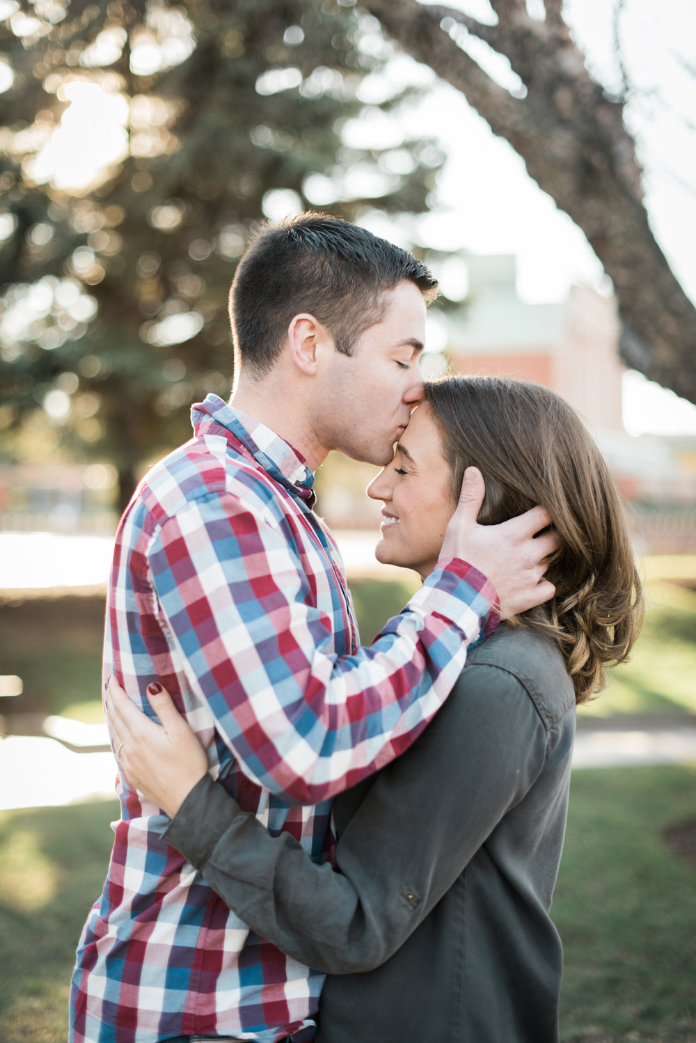 Engagement Session in Boston