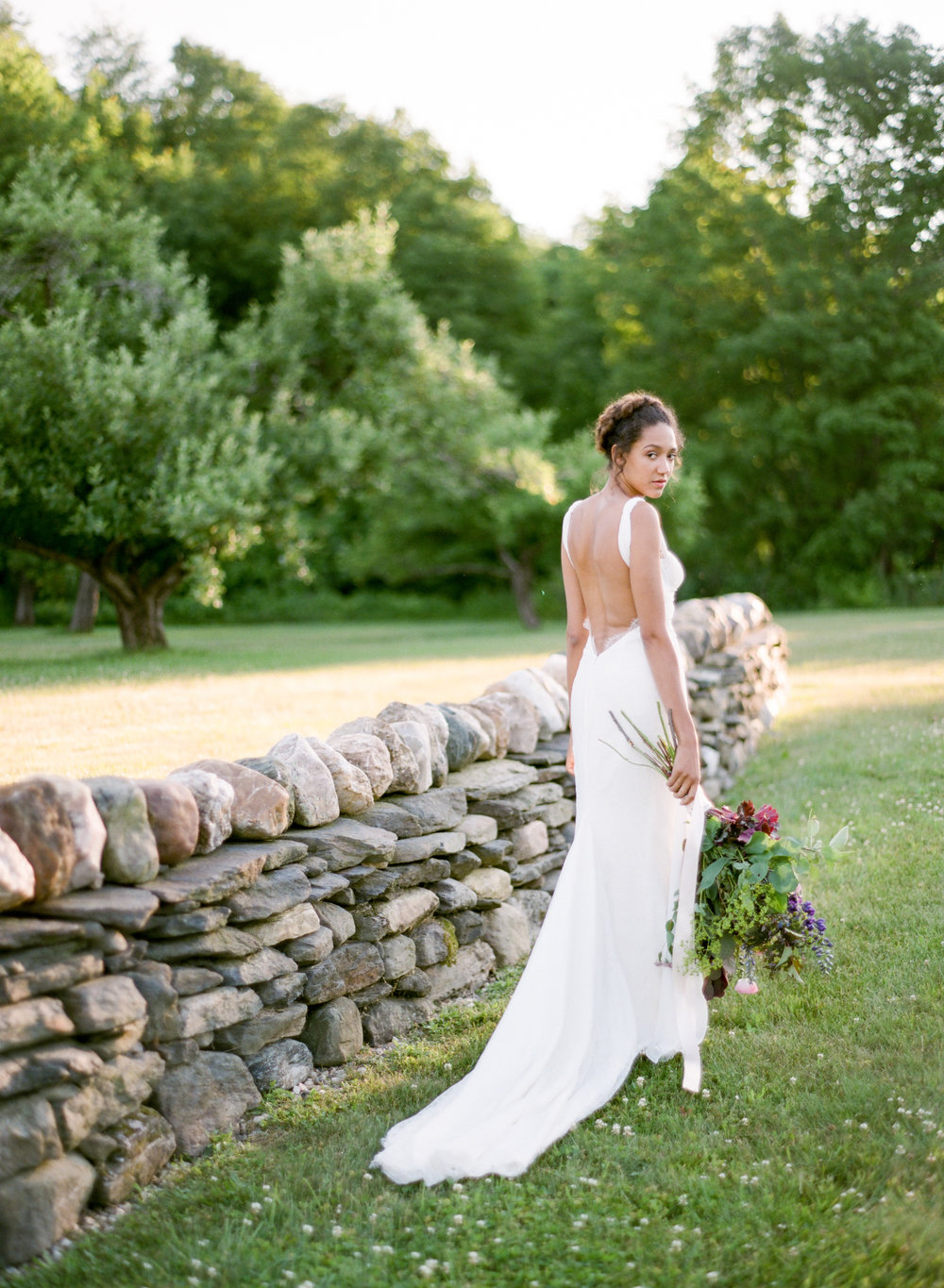 Fine Art Wedding in Massachusetts