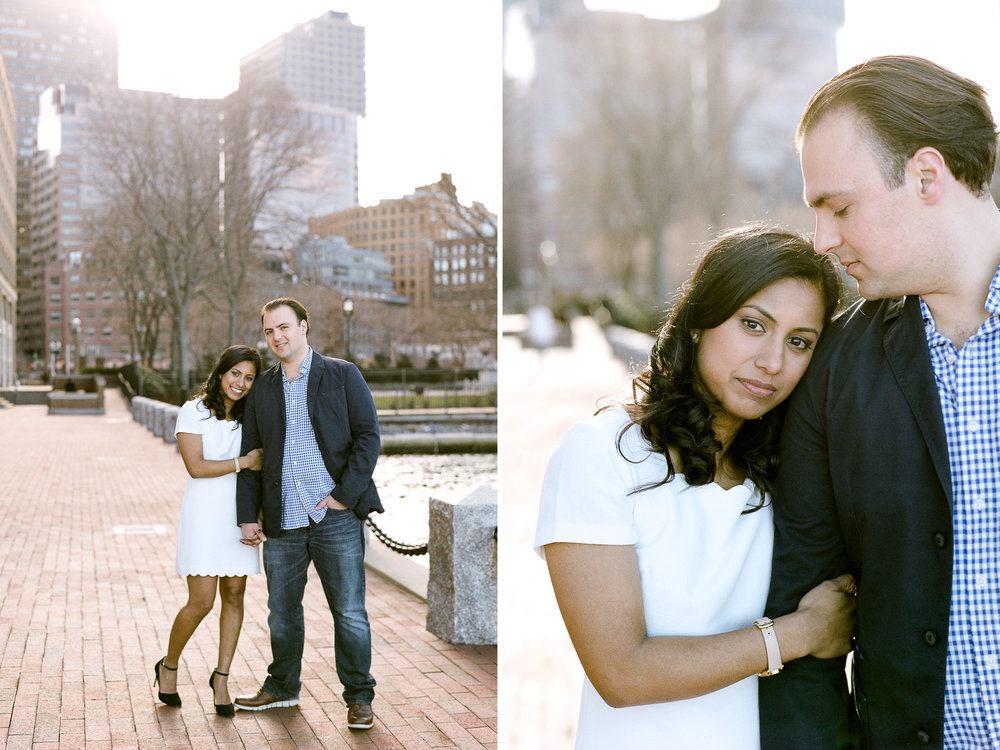Couples Portraits in Massachusetts