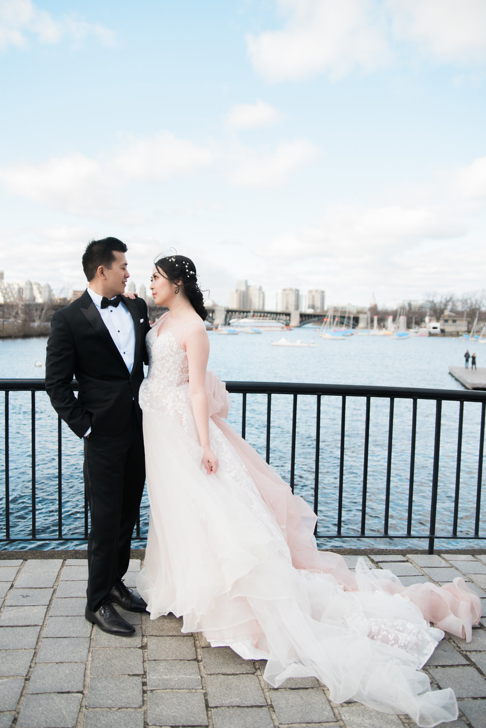 Boston Fine Art Wedding Photographers