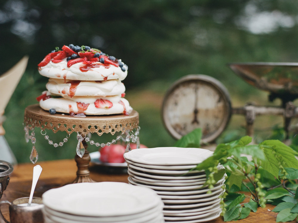 Bohemian Wedding In the Berkshires