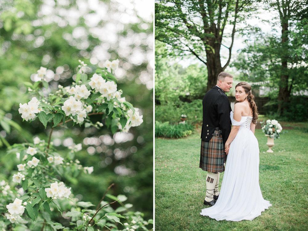 Wedding Photographers in the Berkshires