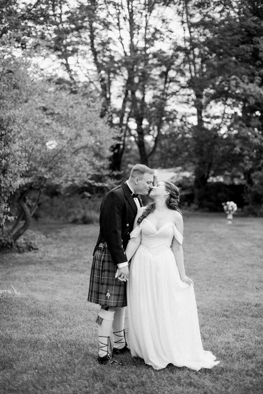 Beautiful New England Wedding Photography