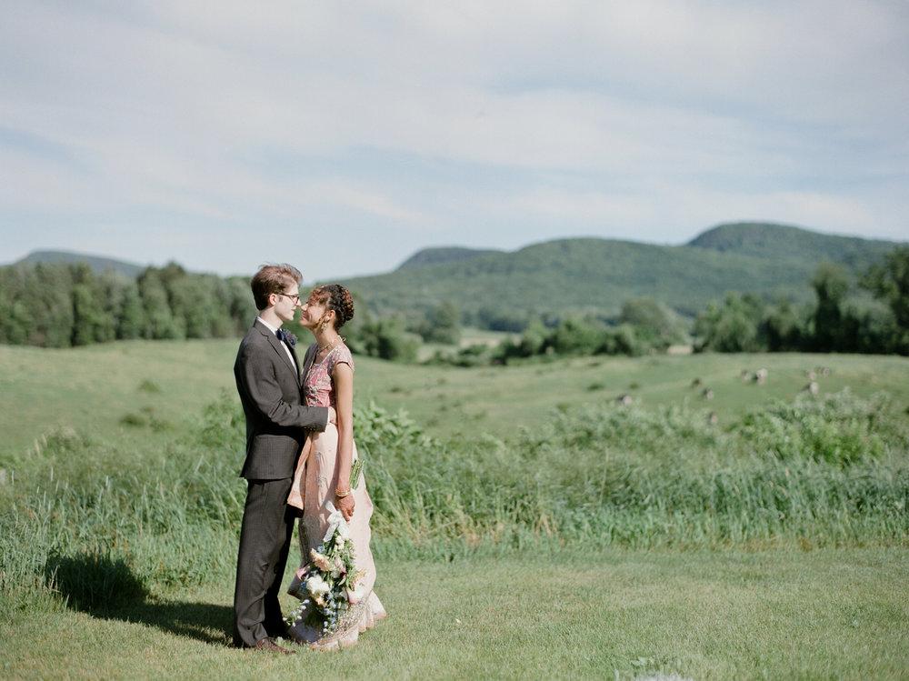 Fine art wedding photographer near the Berkshires