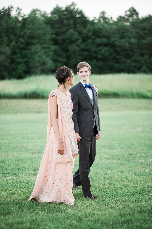 Small wedding photographers in Western MA