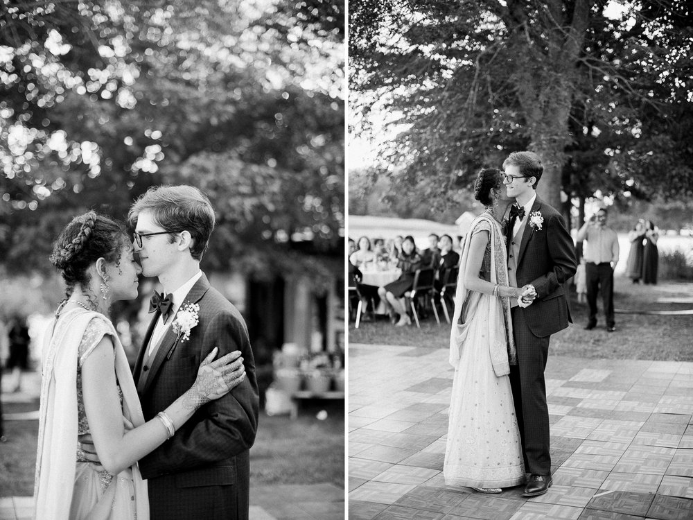 Outdoor Wedding Photography in New England