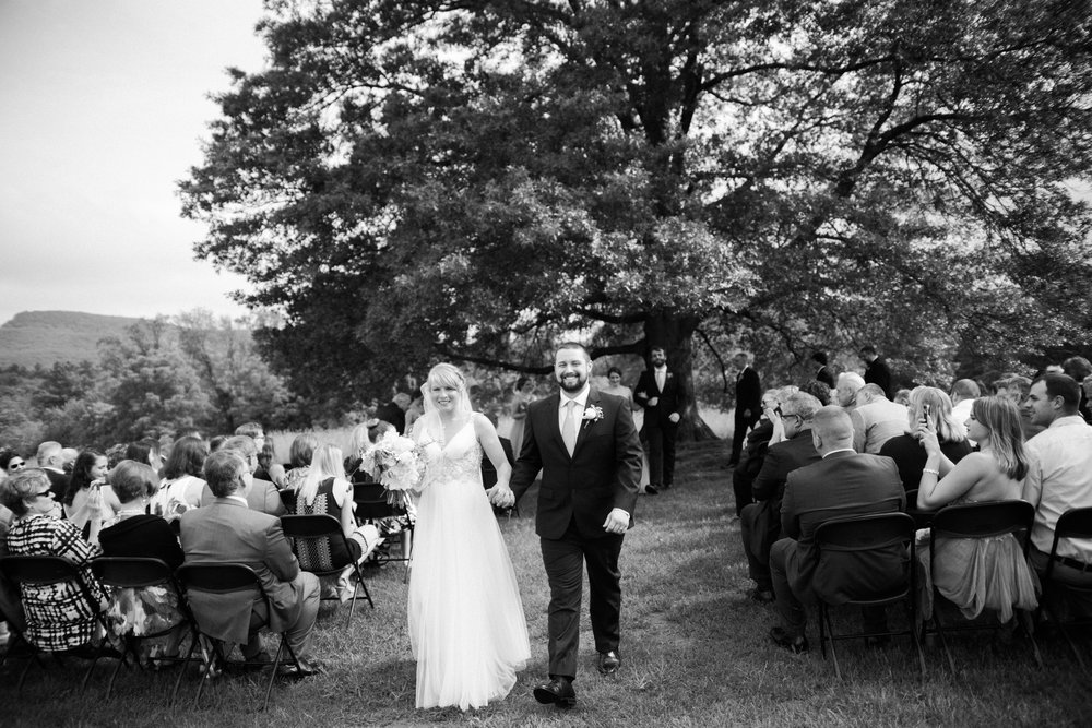 Wedding photographers in the berkshires