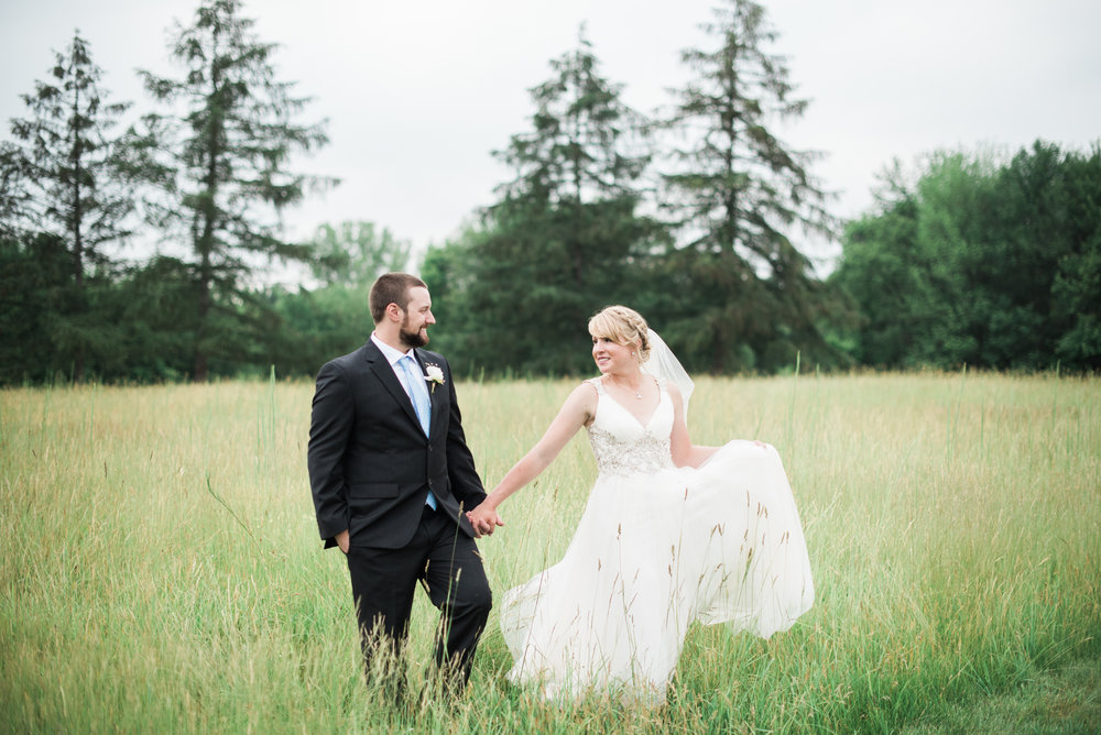 Fine art weddings in New England