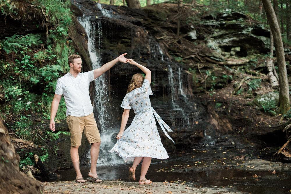 Fairytale wedding photos in MA