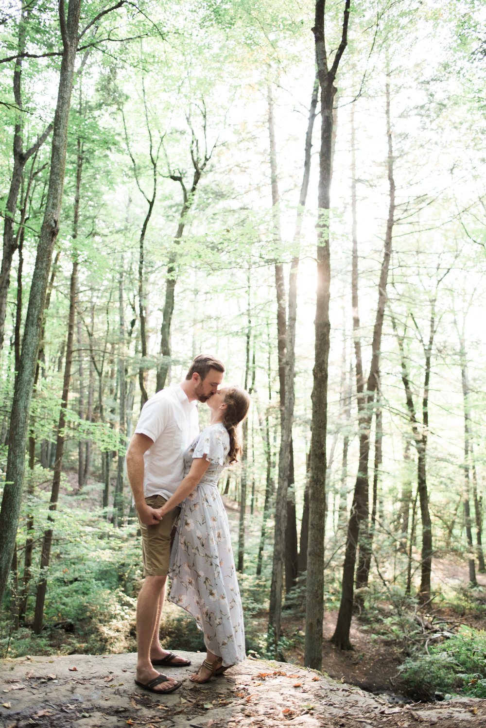 Forest Engagement Session in Amherst MA