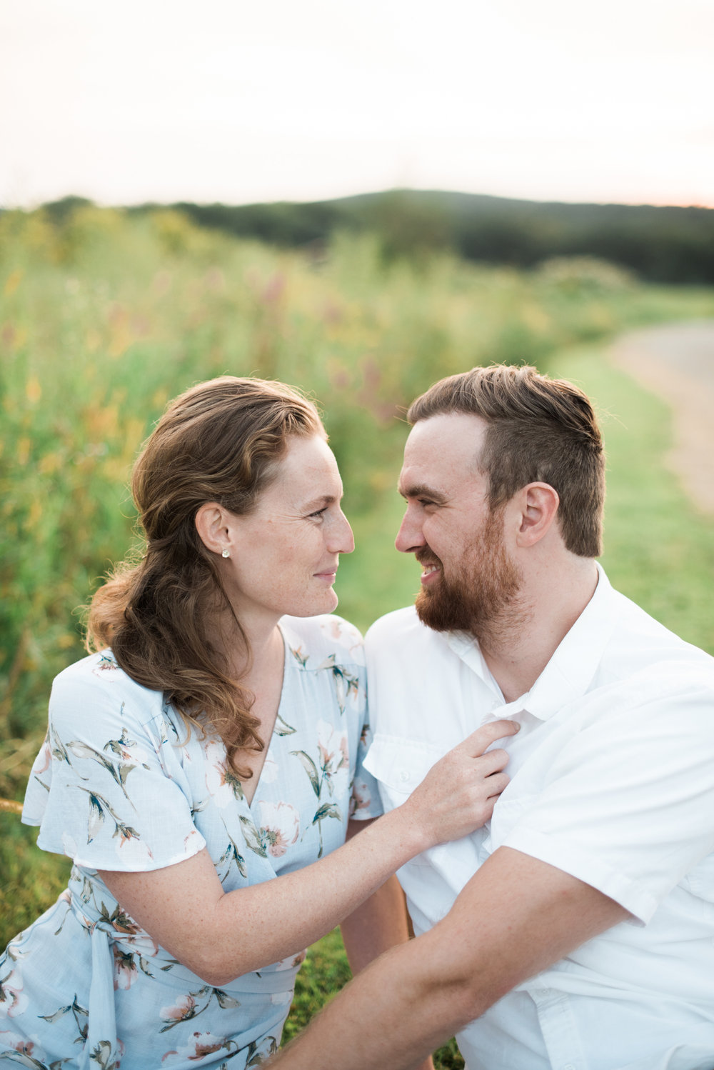 Intimate Wedding Photography in Western MA