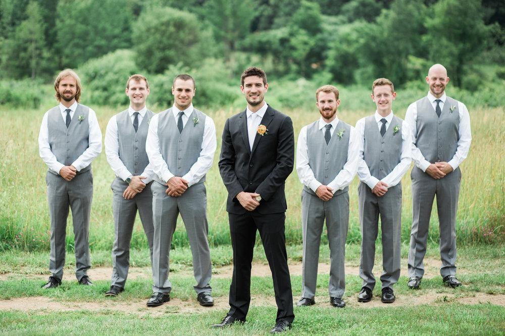 Quonquont Farm Wedding Photographer