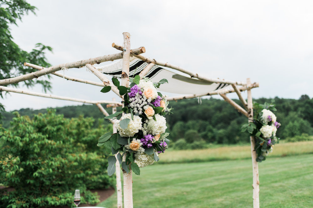 Outdoor Wedding Ceremonies in MA
