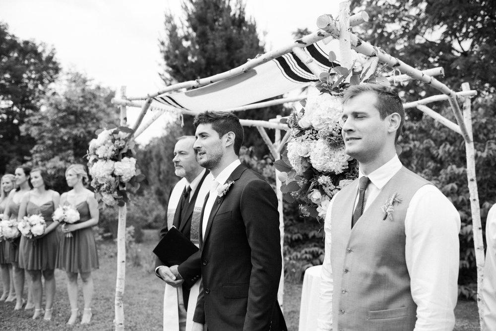 Rustic Weddings in New England