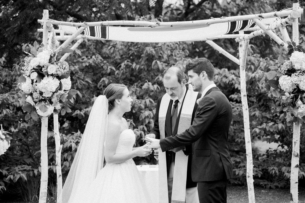 Wedding Ceremony in Massachusetts