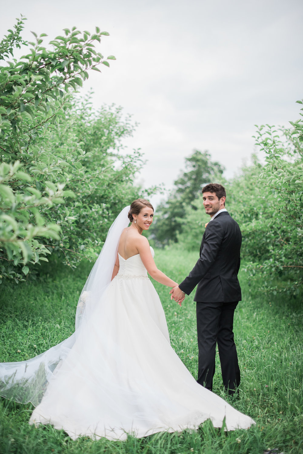 Quonquont Farm Wedding Whately