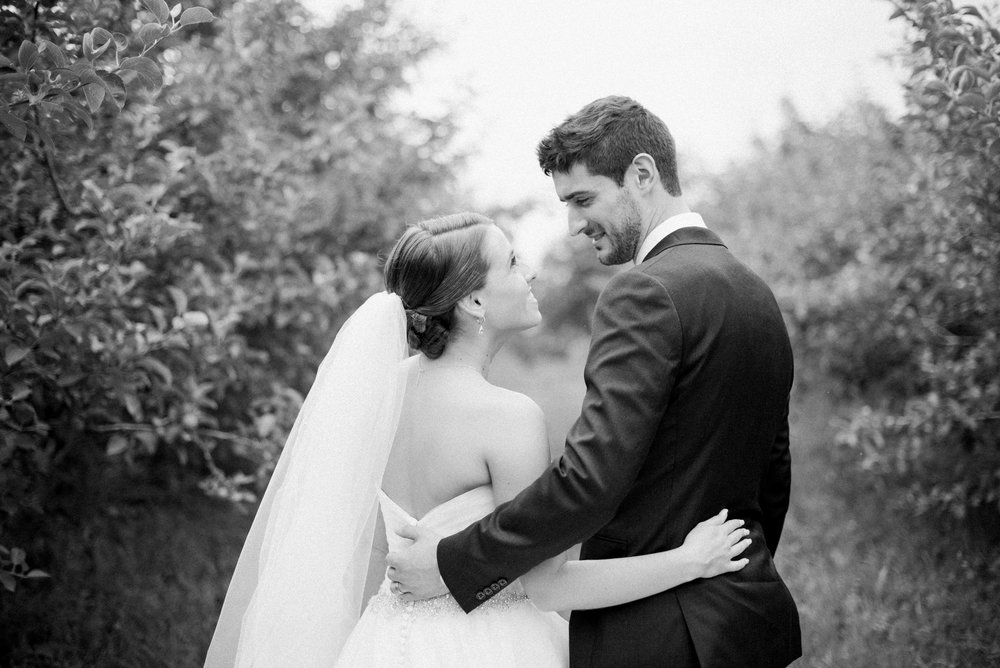 Rustic Wedding in Vermont