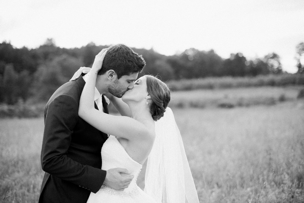 Rural Massachusetts Wedding