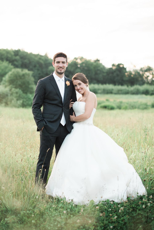 Bridal Portraits in Western MA