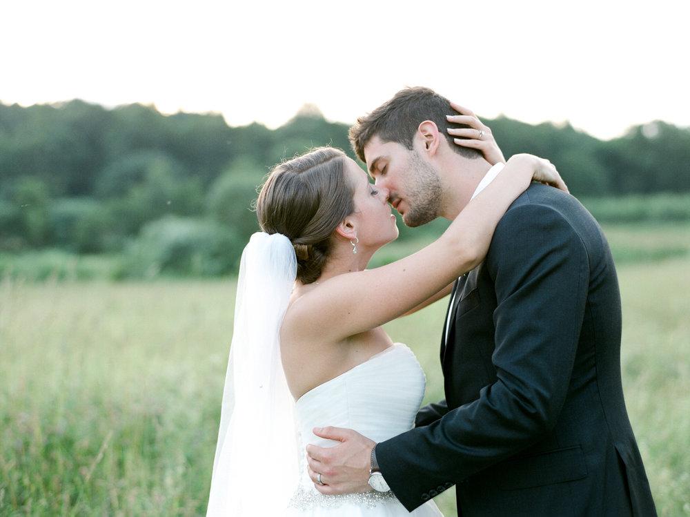 Quonquont Farm Wedding Photos