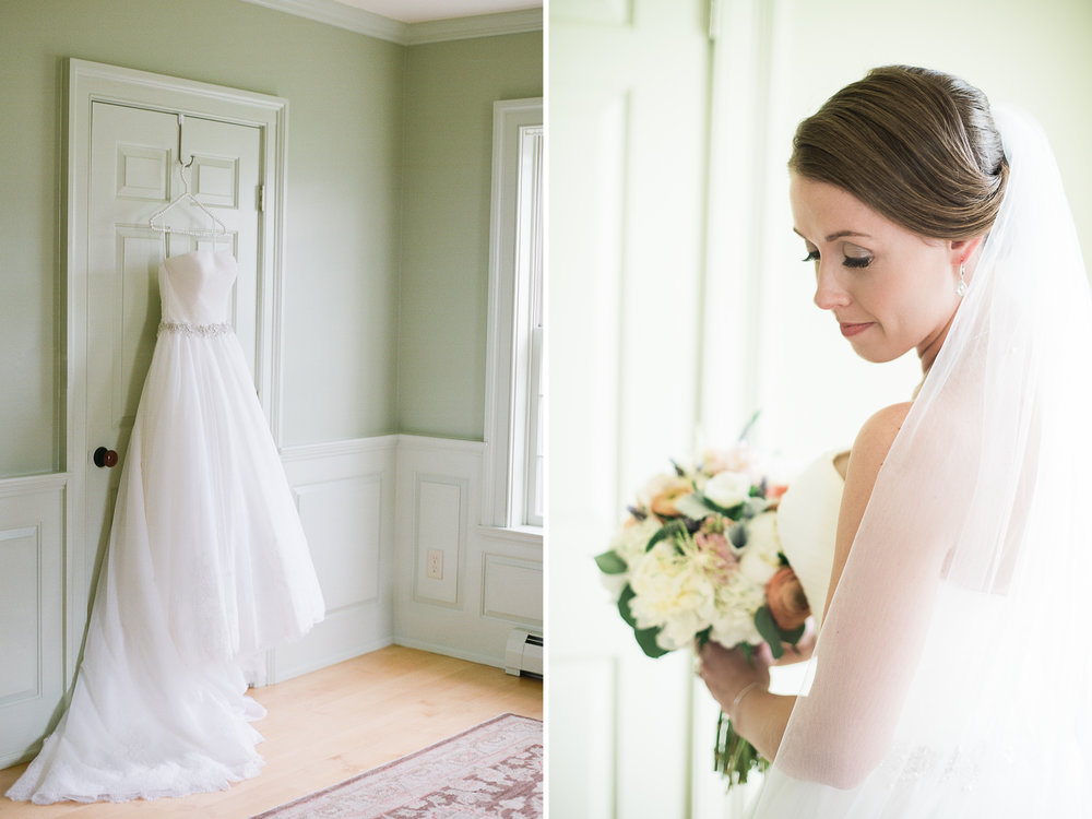 Bridal Portraits in Western MA