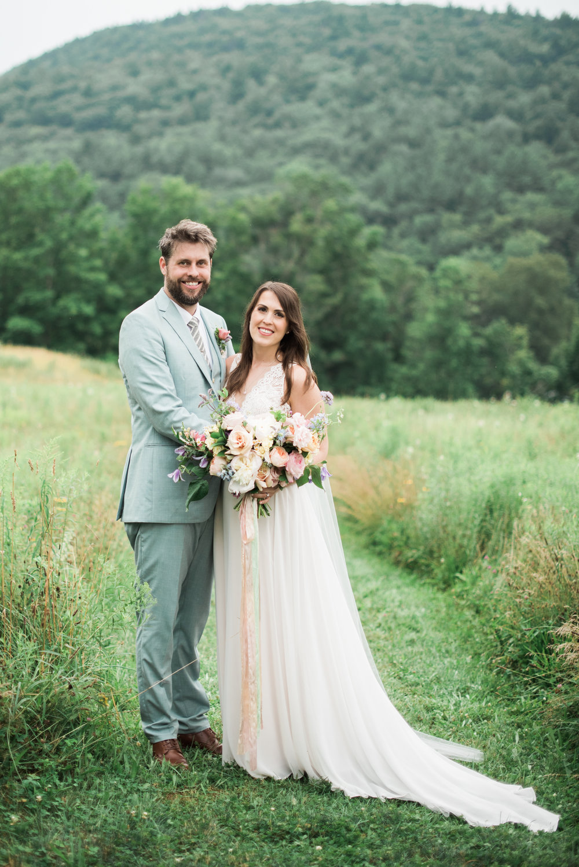 Western Mass wedding photos