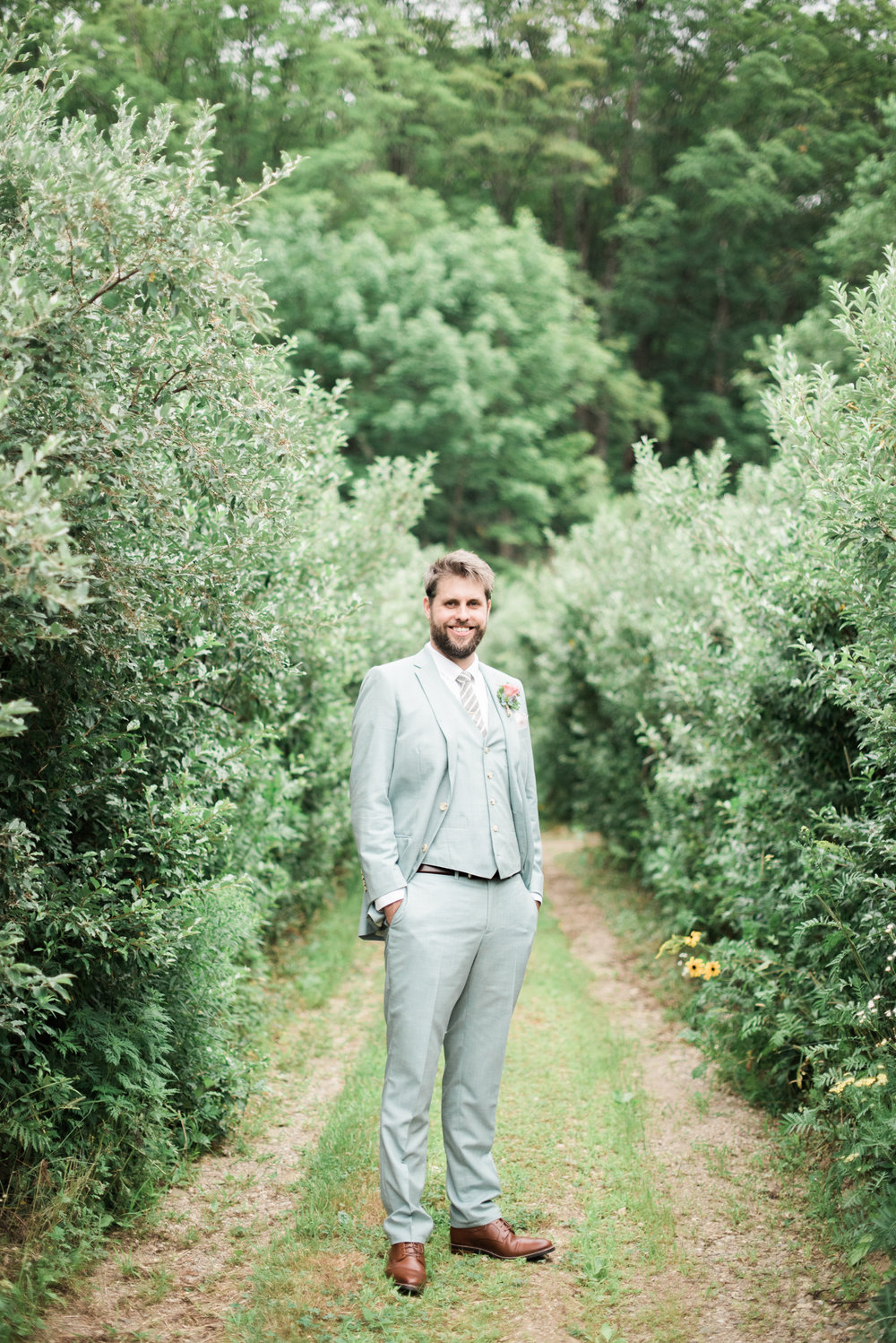 Light and Airy Wedding Photography in Boston