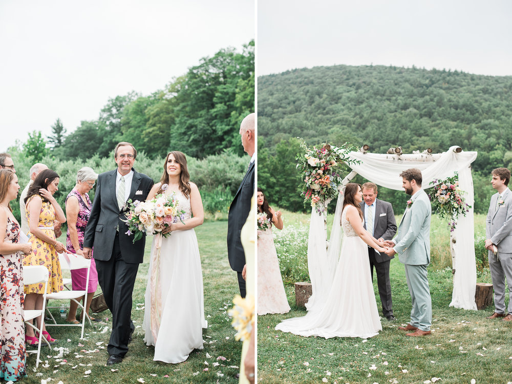 Wedding Photography in Berkshire County