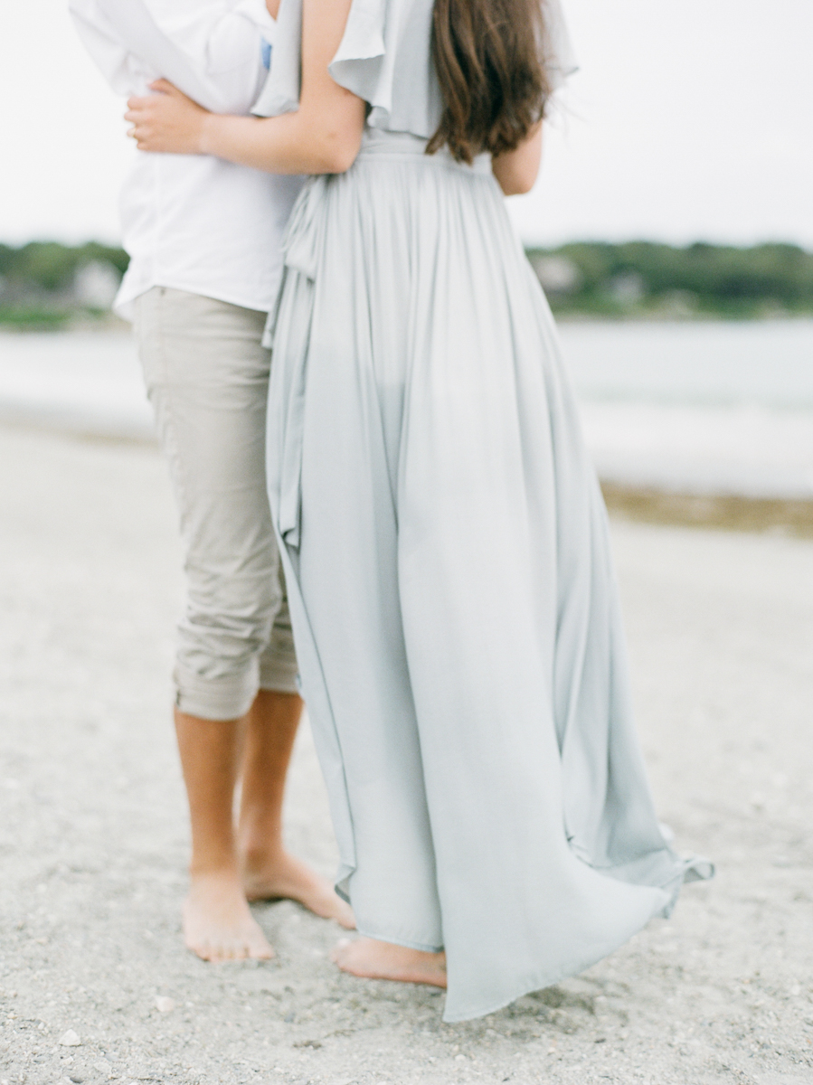 Harkness State Park Wedding