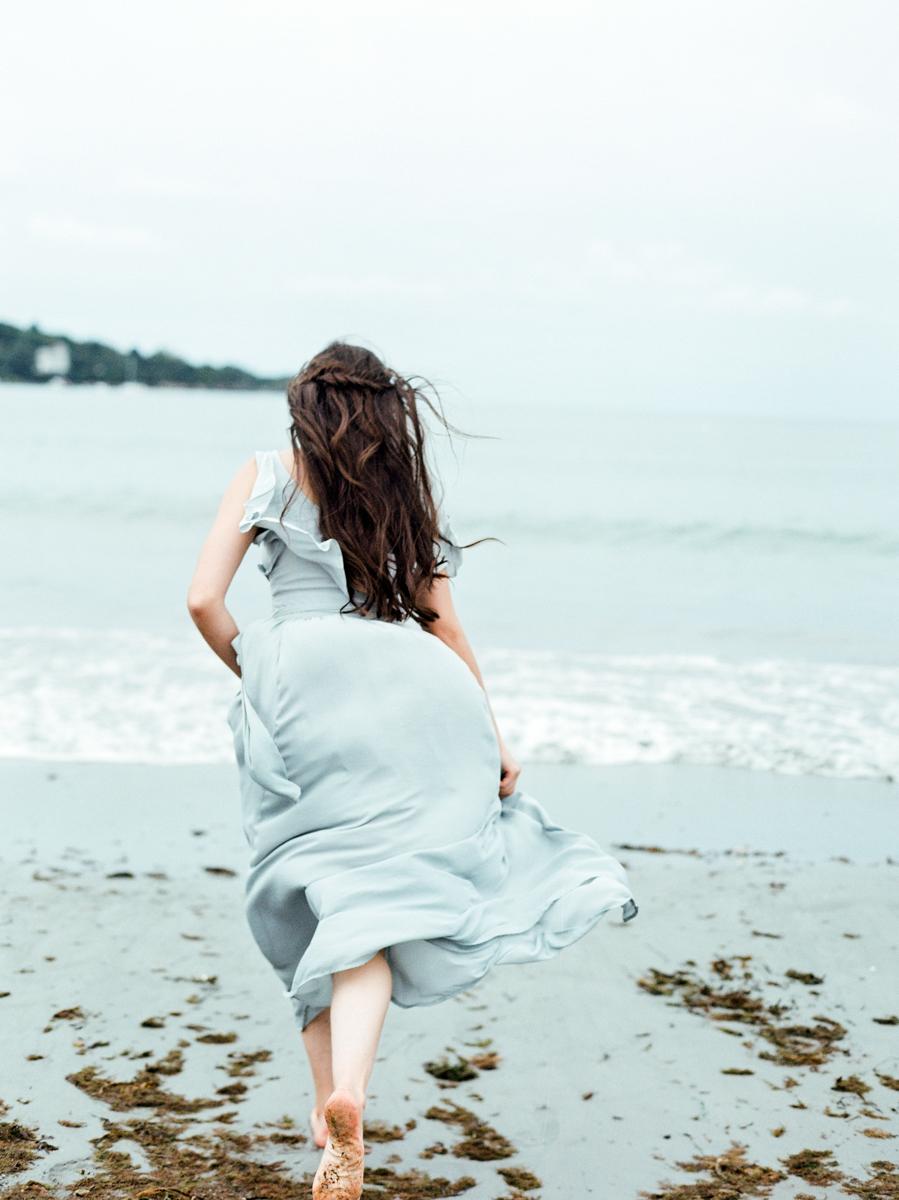 New England Coast Destination Wedding
