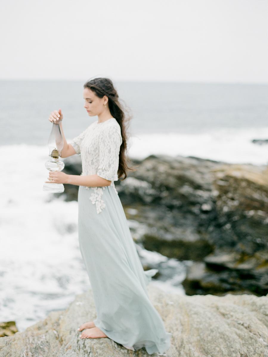 Ocean Wedding in New England