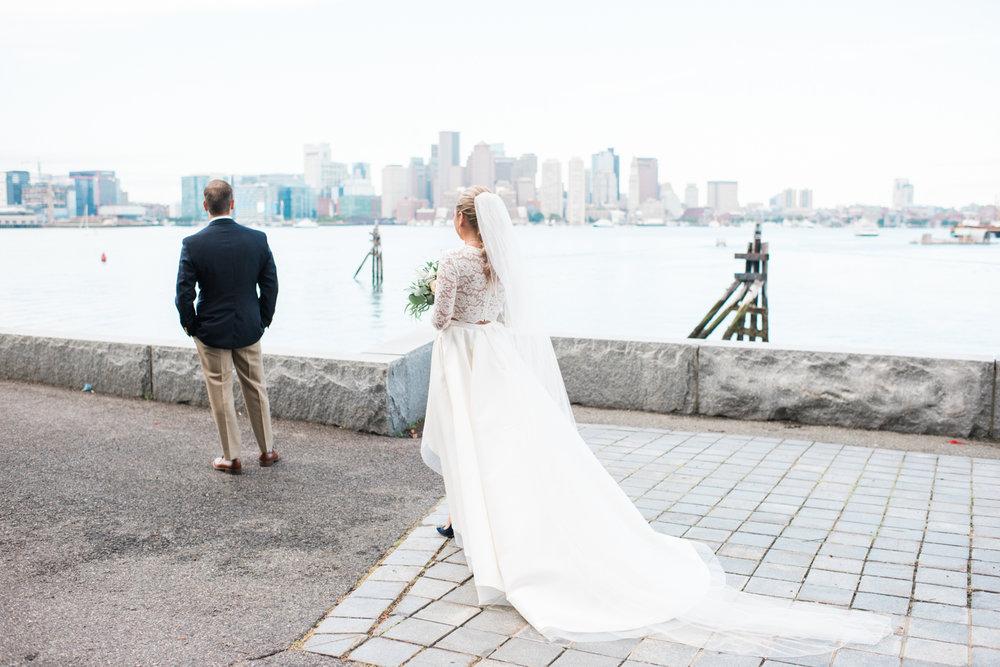 Hyatt Regency Habor Wedding